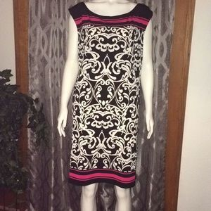 Jessica Howard Sleeveless Dress
